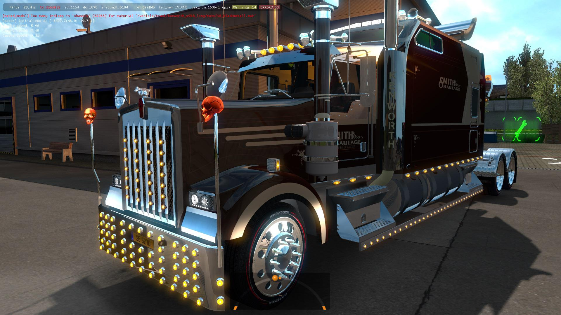 ATS - Kenworth W900 Long (1.36.X)
