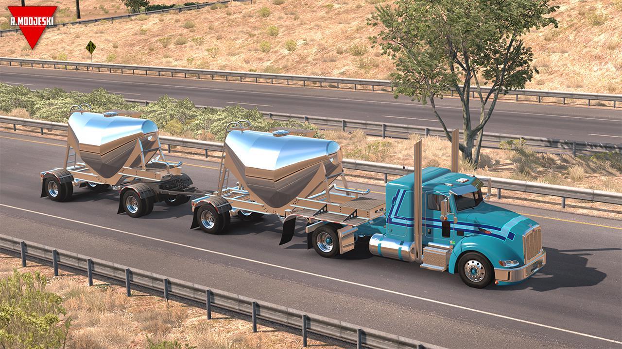 ATS - Peterbilt 386 Truck V1.3 Fixed (1.39.x)