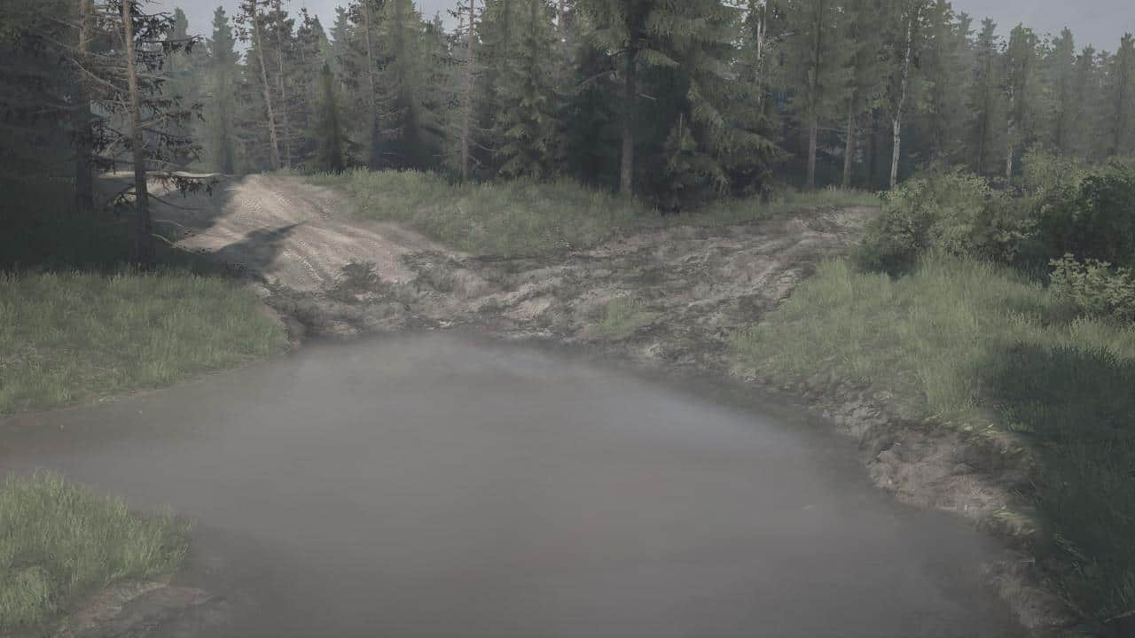 Spintires:Mudrunner - Mysterious Karelia Map v13.09.19