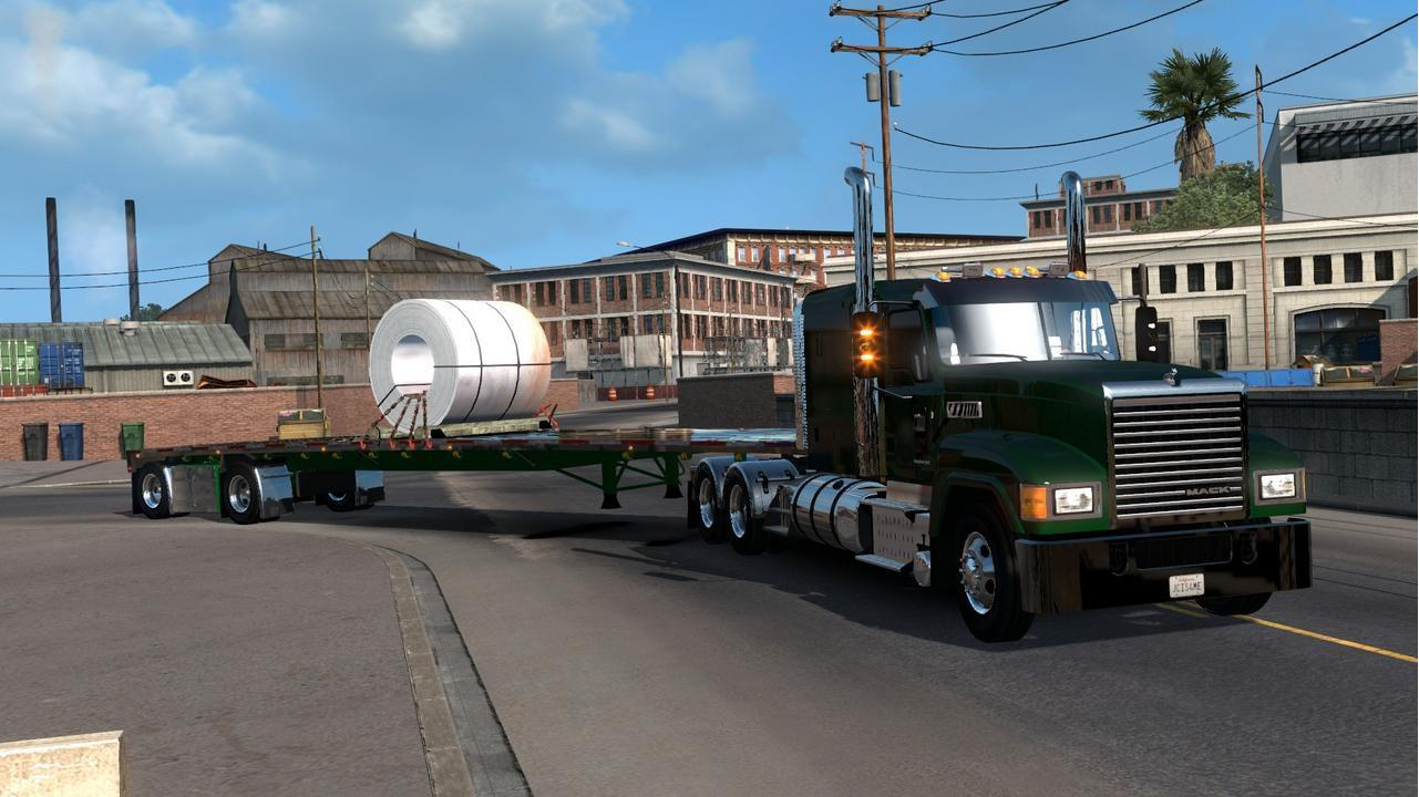 ATS - Custom Wilson Flatbed Ownable (1.36.x)