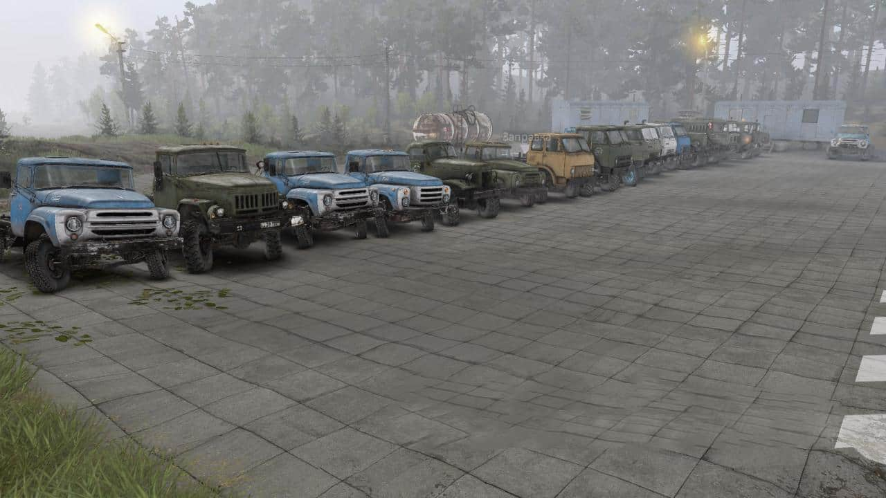 Spintires - Eversion and Rotation Speed for Wheels on Default V1.0