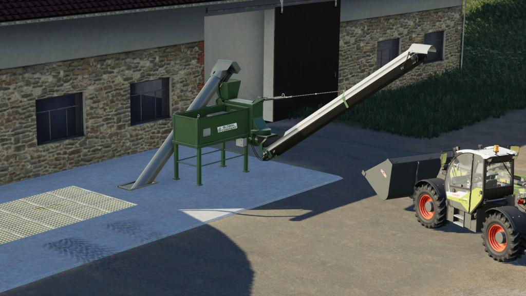 FS19 - GlobalCompany - CCM Mill V1.0