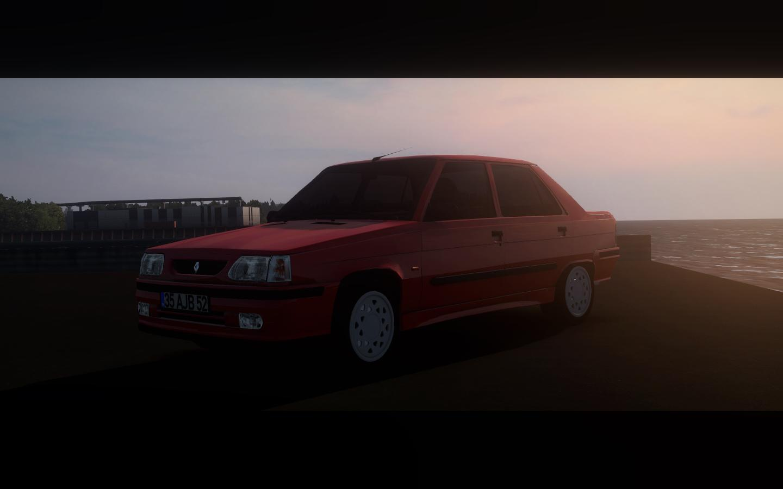 ETS2 - Renault Broadway Rni Car Mod (1.35.X)