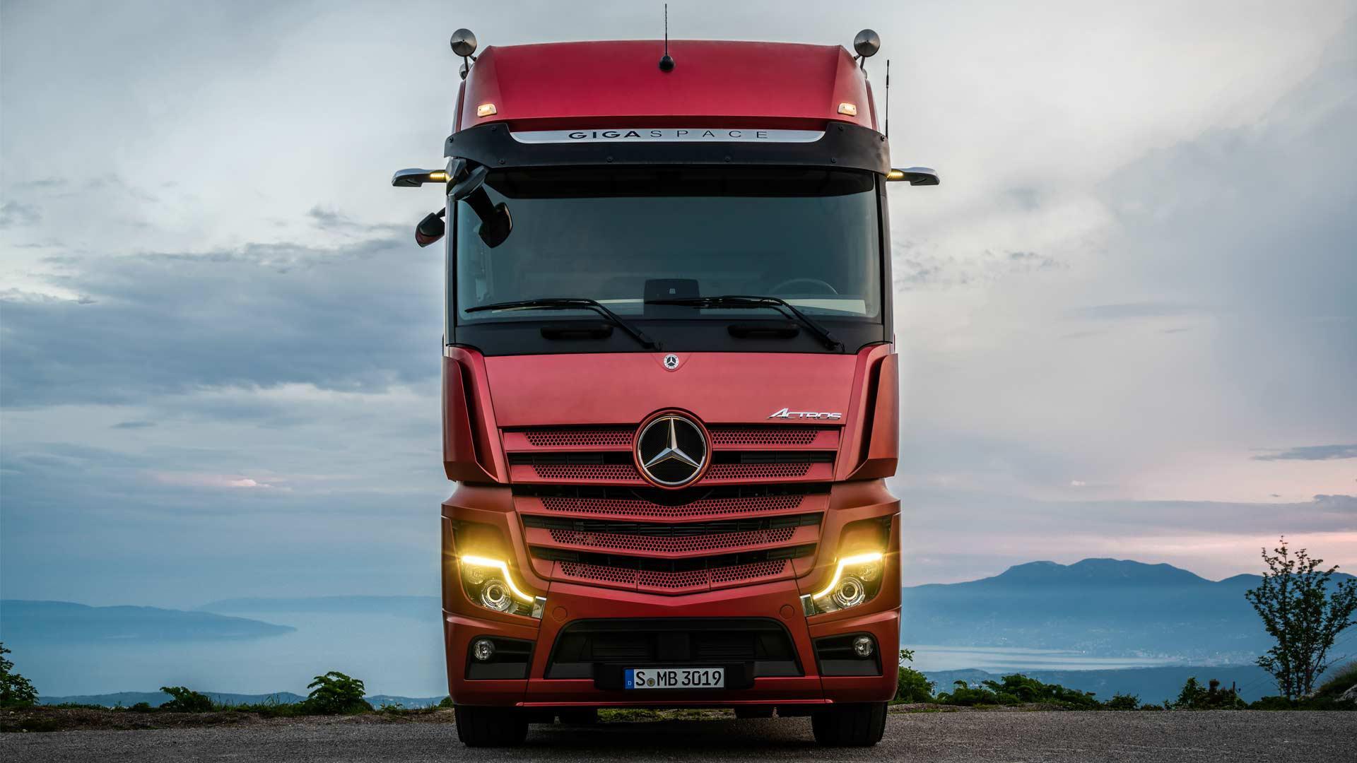 ETS2 - New Mercedes Actros Sounds V1.01 (1.35.X)