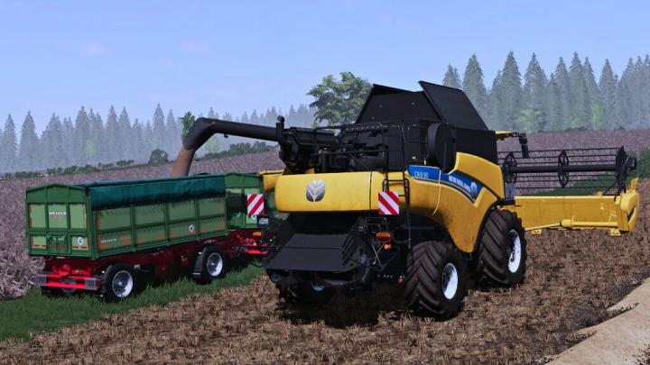 FS19 - New Holland CR 6.90 Harvester V1.4