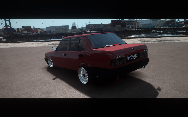 ETS2 - Tofas Sahin S Car Mod (1.35.x)