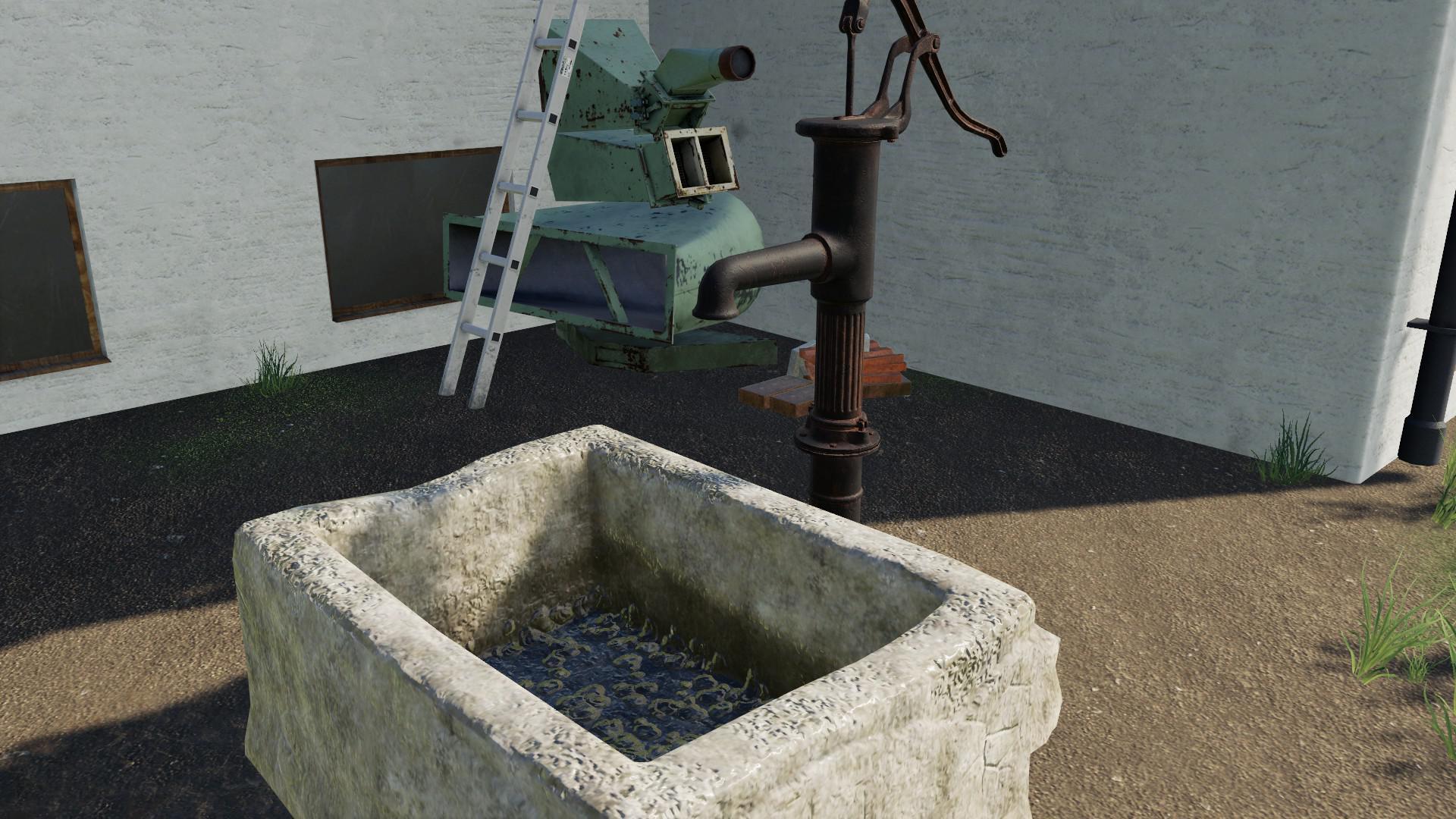 FS19 - Vintage Water Pump V1.1