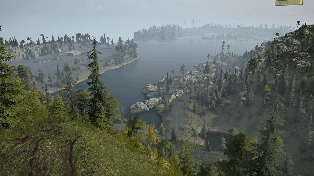 SnowRunner - Muskoka Highlands Map V2.2