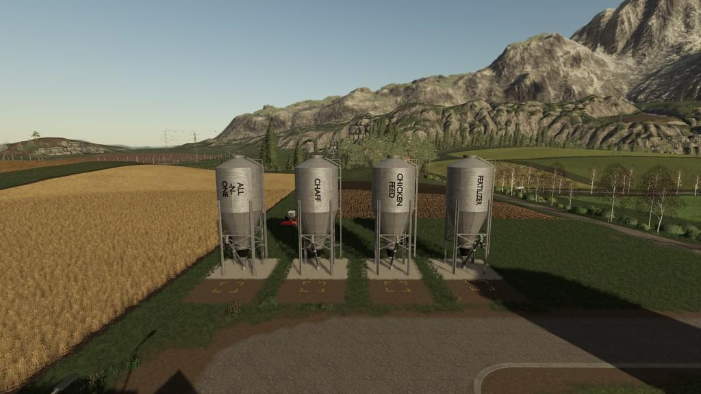 FS19 - Placeable Buying Stations V1.0.1.0