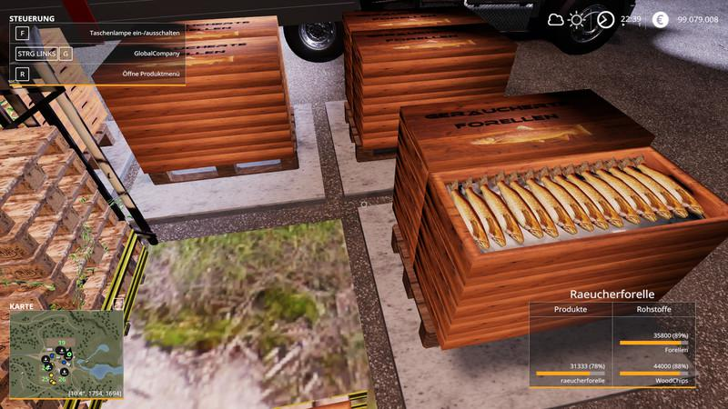 FS19 - Trout Smokers V1.1