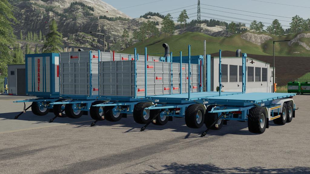 FS19 - Adurante Pack V1.3