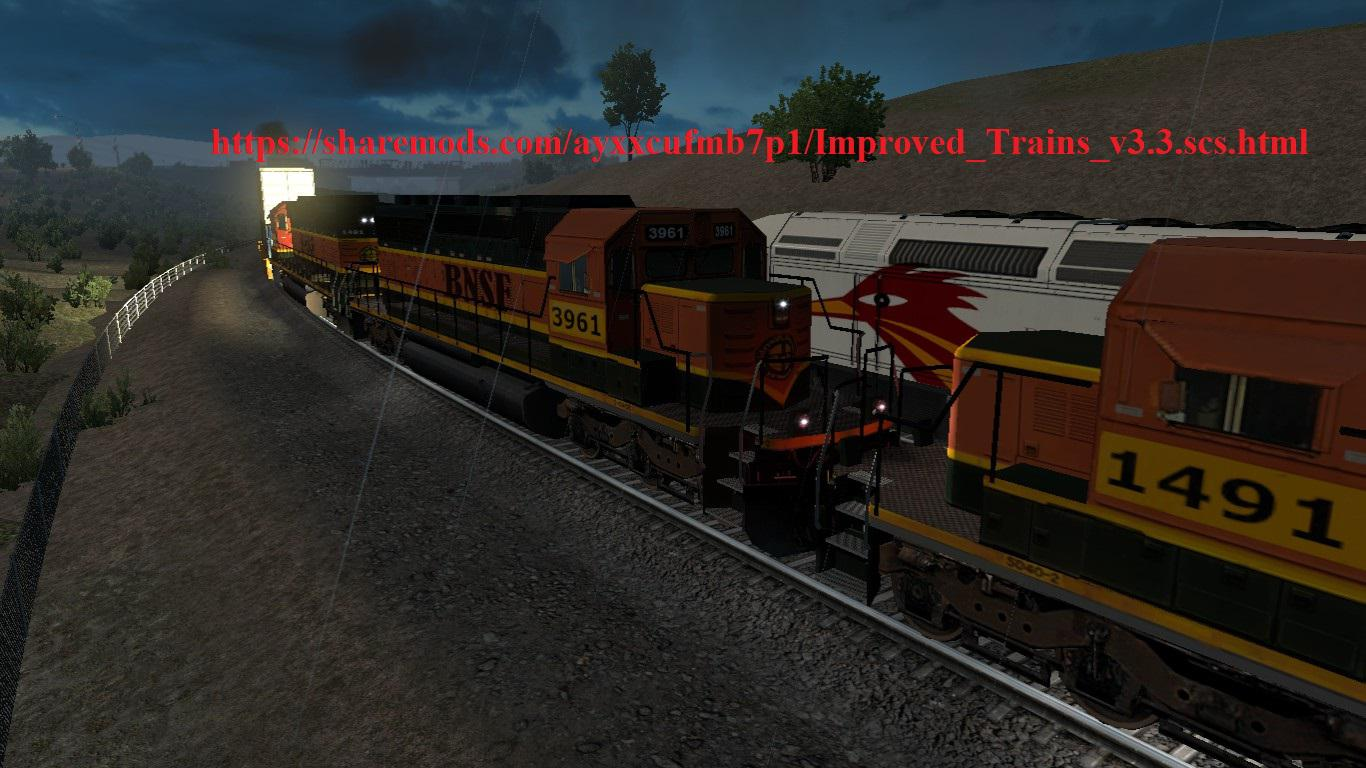 ATS - Improved Trains V3.3 Beta (1.36.x)
