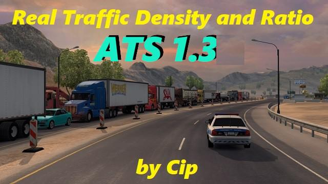 ATS - Real Traffic Density and Ratio (1.36.c)