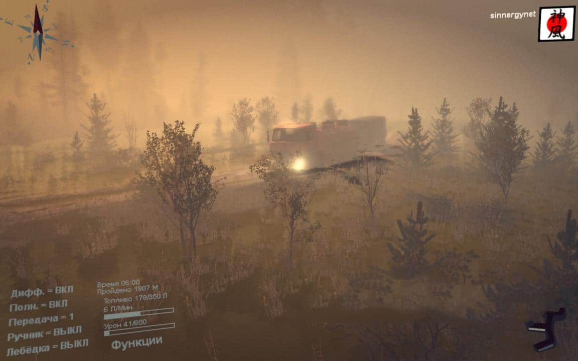 Spintires - The Lost Cow Map V1.0