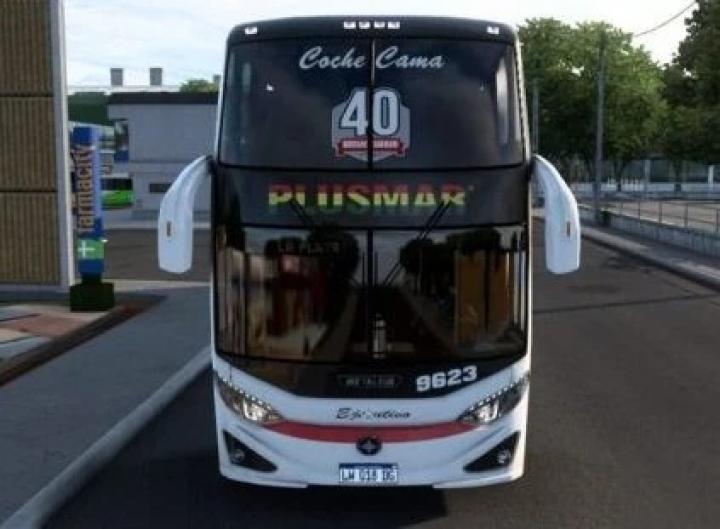 ETS2 - Metalsur Starbus 3 Multichassis (1.41.x)