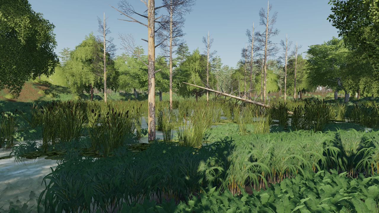 FS19 - The Plantation Map V1.0.1