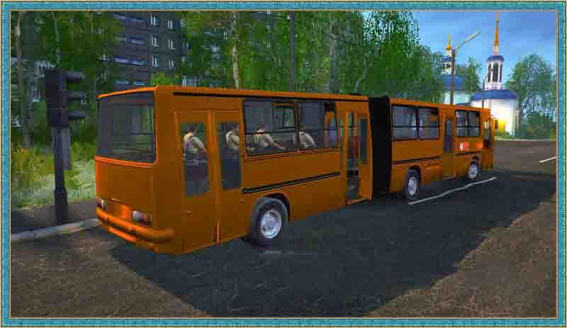 Spintires:Mudrunner - Ikarus 280.06 Bus V16.01.20