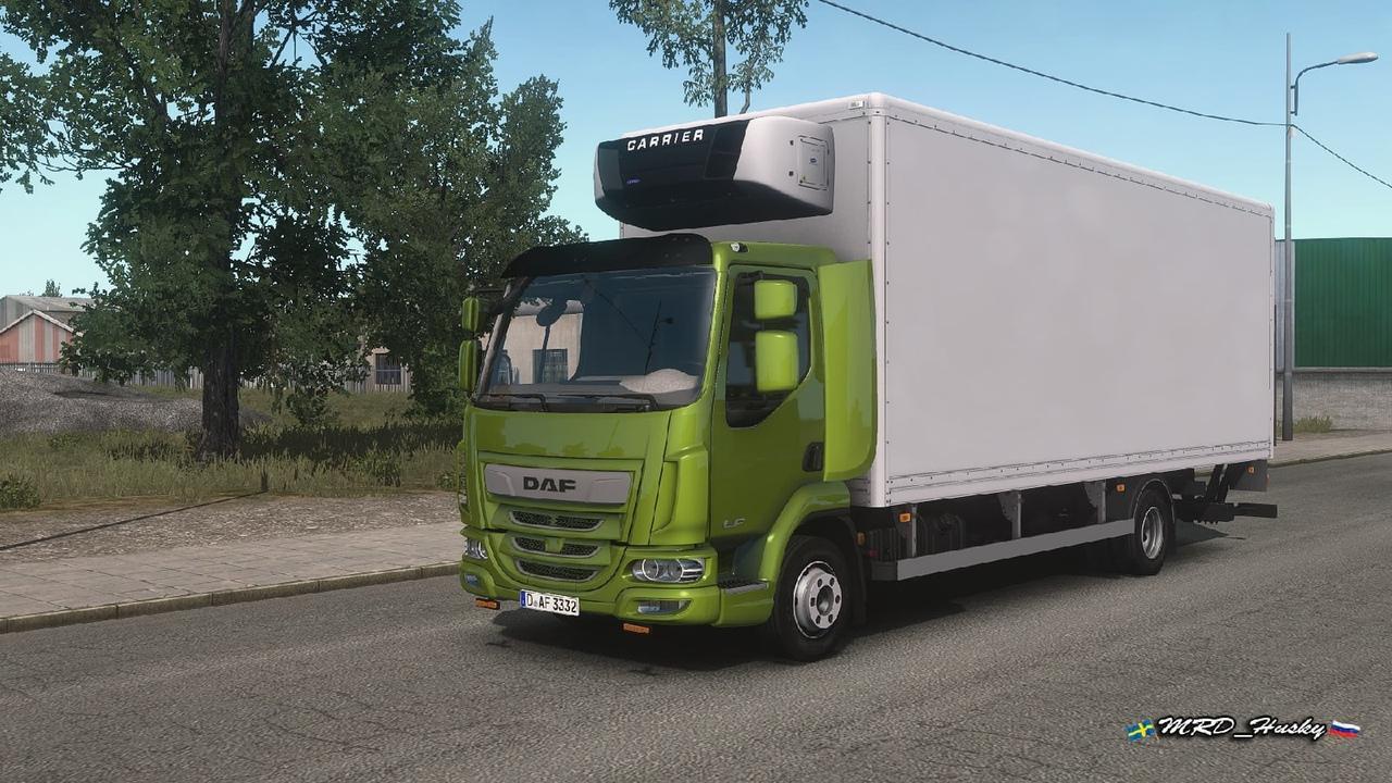 ATS - Daf LF Truck (1.37.x)