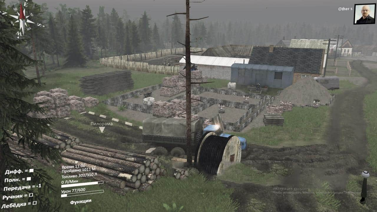 Spintires - Level-level Map V03.03.16