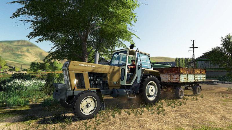 FS19 - Fortschritt ZT 300-C Tractor V1.0