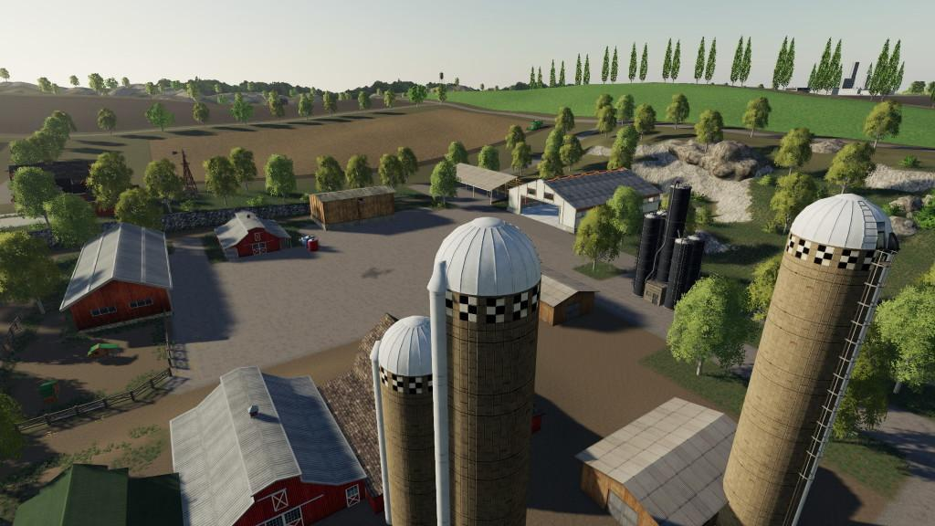 FS19 - Westbridge Hills Map V1.0.0.1
