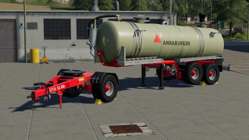 FS19 - Annaburger HTD Pack V1.0