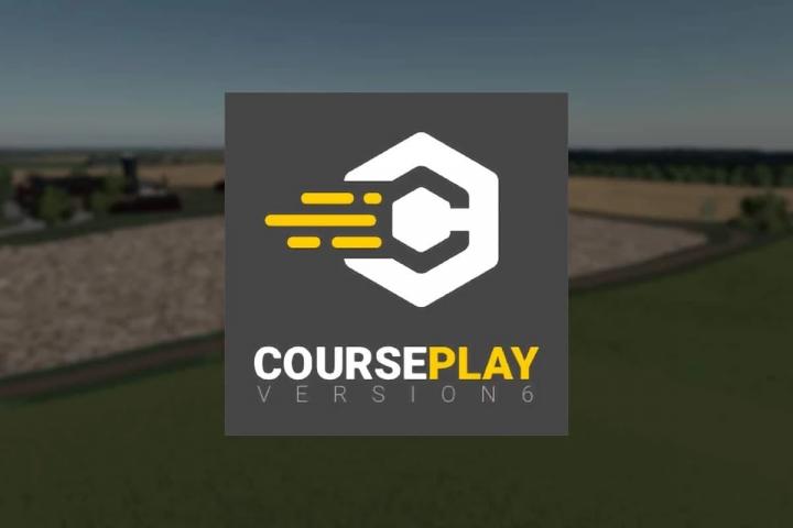 FS19 - Courseplay V6.4.0.1