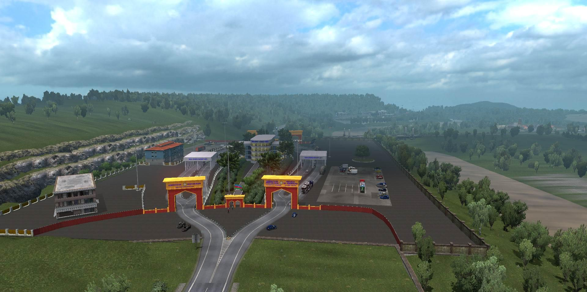ETS2 - Yksrsk Turkey and DLC V1.9.5 (1.36.x)