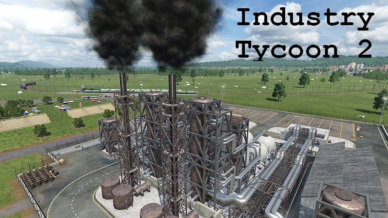 Transport Fever 2 - Industry Tycoon 2