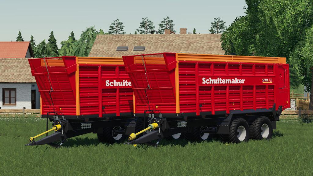 FS19 - Schuitemaker Siwa 720 Trailer V1