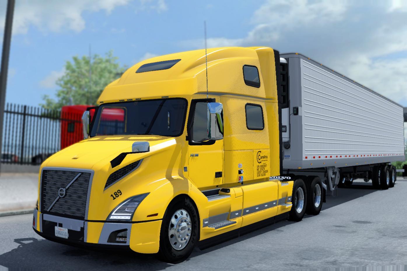 ATS - Volvo VNL 2019 Truck V2.24 [REL] 1.37.x