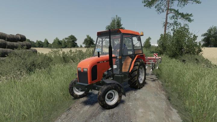 FS19 - Zetor 5320 New Tractor V1.0
