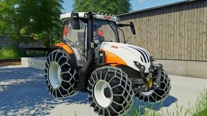 FS19 - Steyr Expert CVT Tractor V2.0.0.1