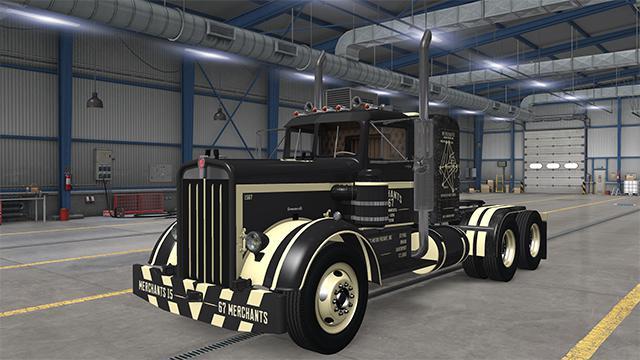 ATS - Merchants Motor Freight Skins V1.0 (1.39.x)