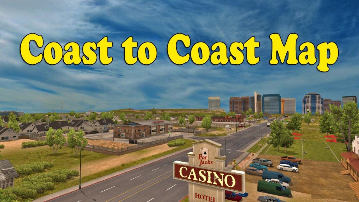 ATS - Coast to Coast Map - V2.10.1 (1.36.x)