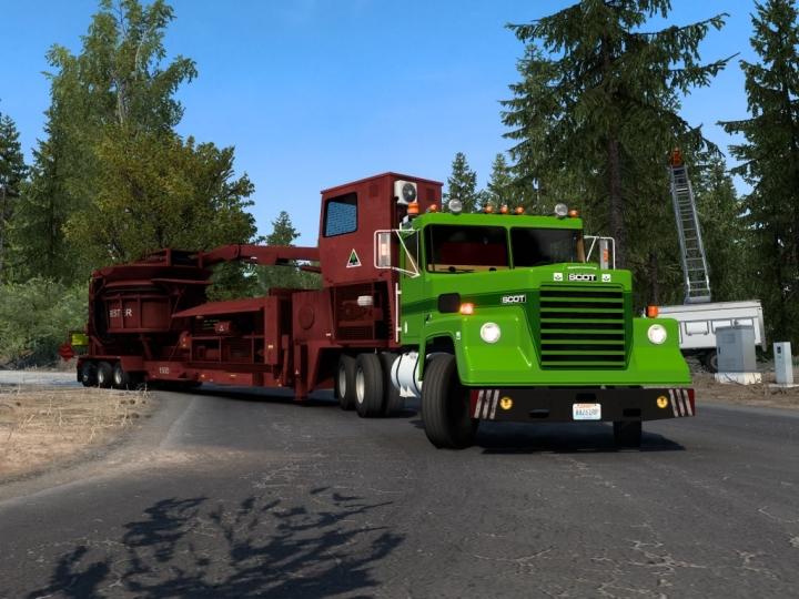 ATS - Scot A2HD Truck V2.0.1 (1.40.x)