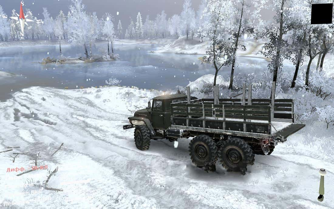 Spintires - Winters Tale V1.0