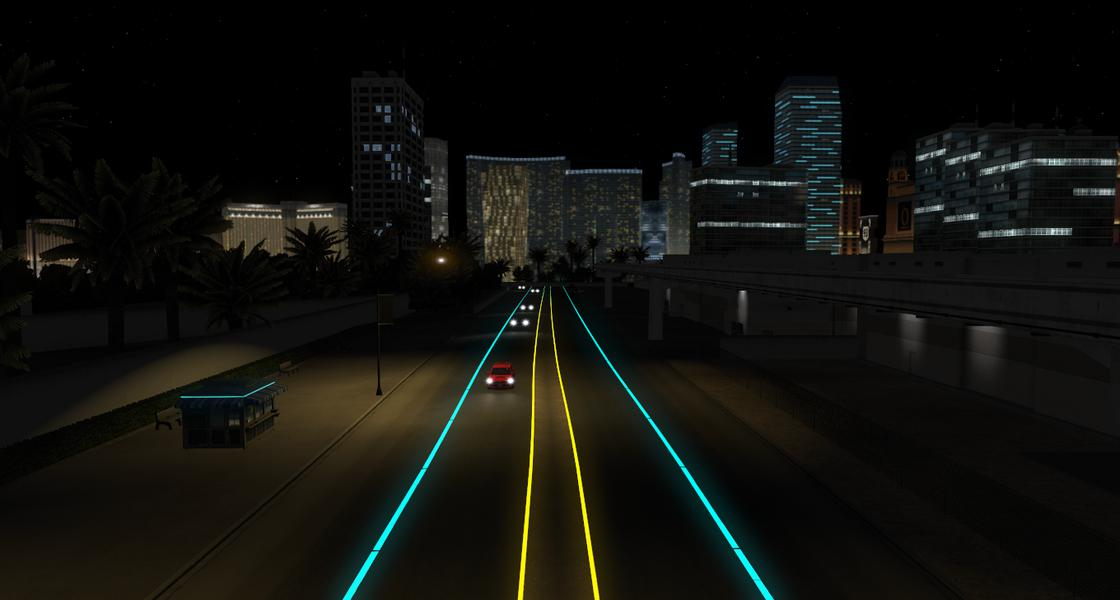 ATS - Roadways Luminous & The Most Updated (1.36.x)