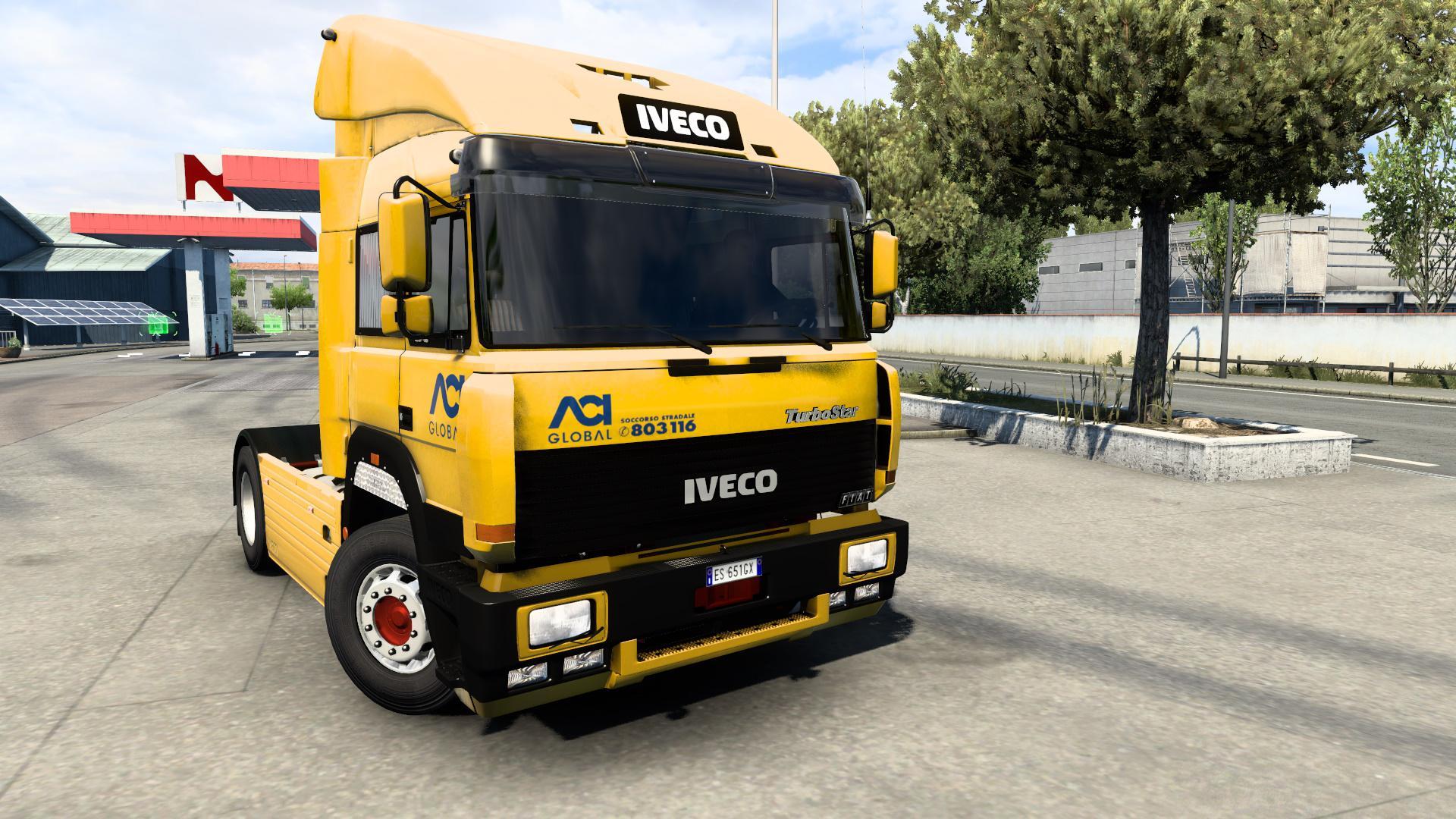 ETS2 - Iveco Turbostar - Beta V1.3 (1.40.x)