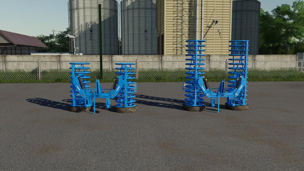 FS19 - Lemken Vario Pack 110 Fep K400-90 K600-90 V1.0