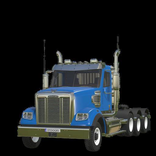 FS19 - FreightLiner 122SD Truck V1.0