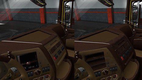 ETS2 - Daf Xf 105 V2.2 Interior (1.36.x)