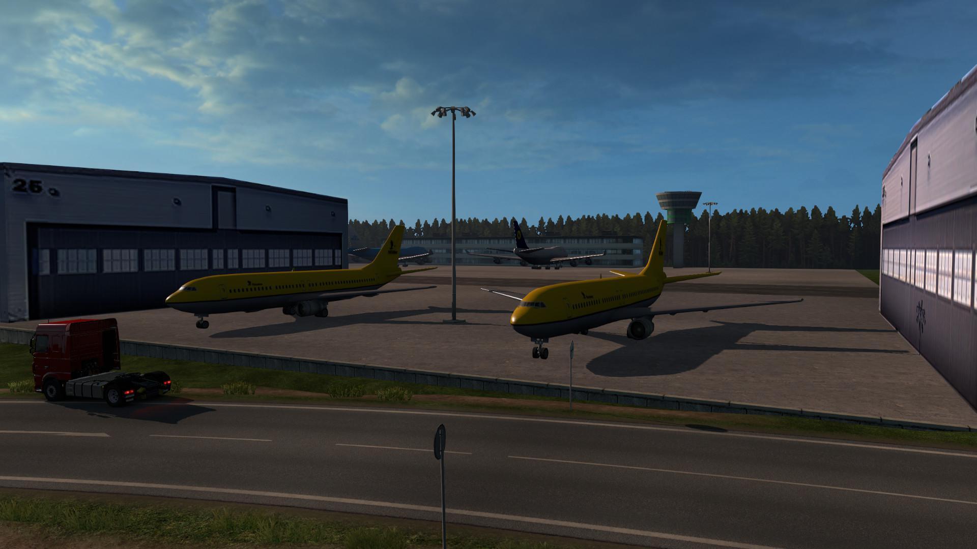 Ets2 Leipzig Halle Airport V1 1 1 37 X Euro Truck Simulator 2 Mods Club