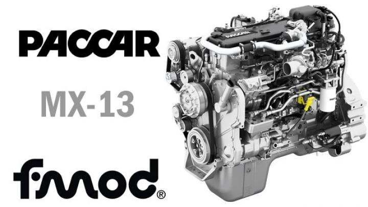 ATS - Paccar MX-13 V1.1 (1.41.x)
