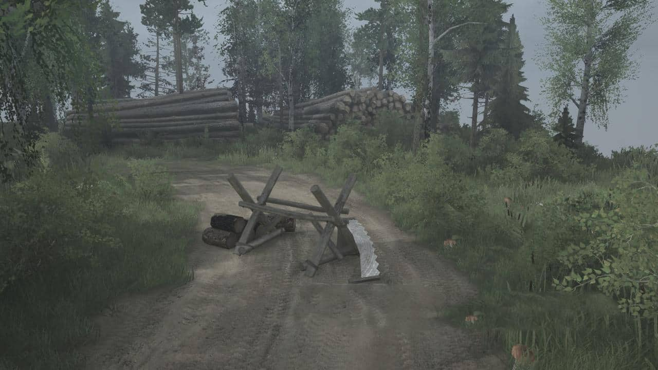 Spintires:Mudrunner - Resort 2 Map V07.01.20