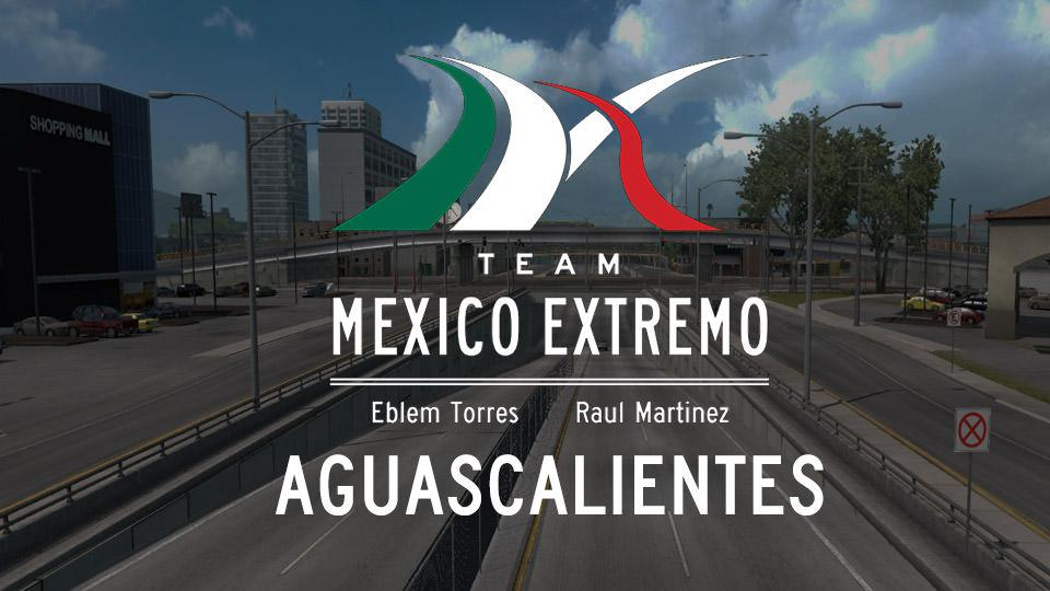 ATS - Map Mexico Extremo Update V2.1.10 (1.35.X)