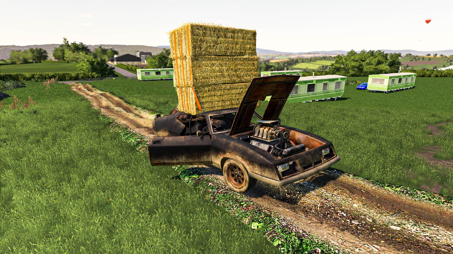 FS19 - Ford Falcon 1973 V1.0