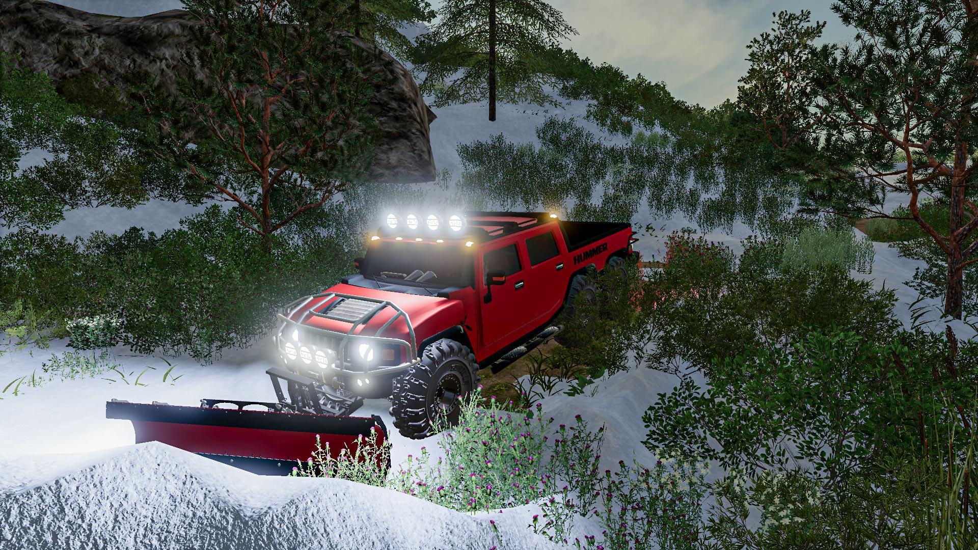FS19 - Hummer H2 6X6 V1.0