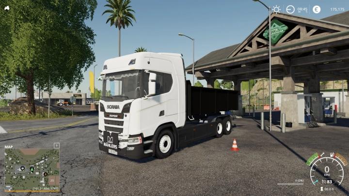 FS19 - Scania Tipper V1.0