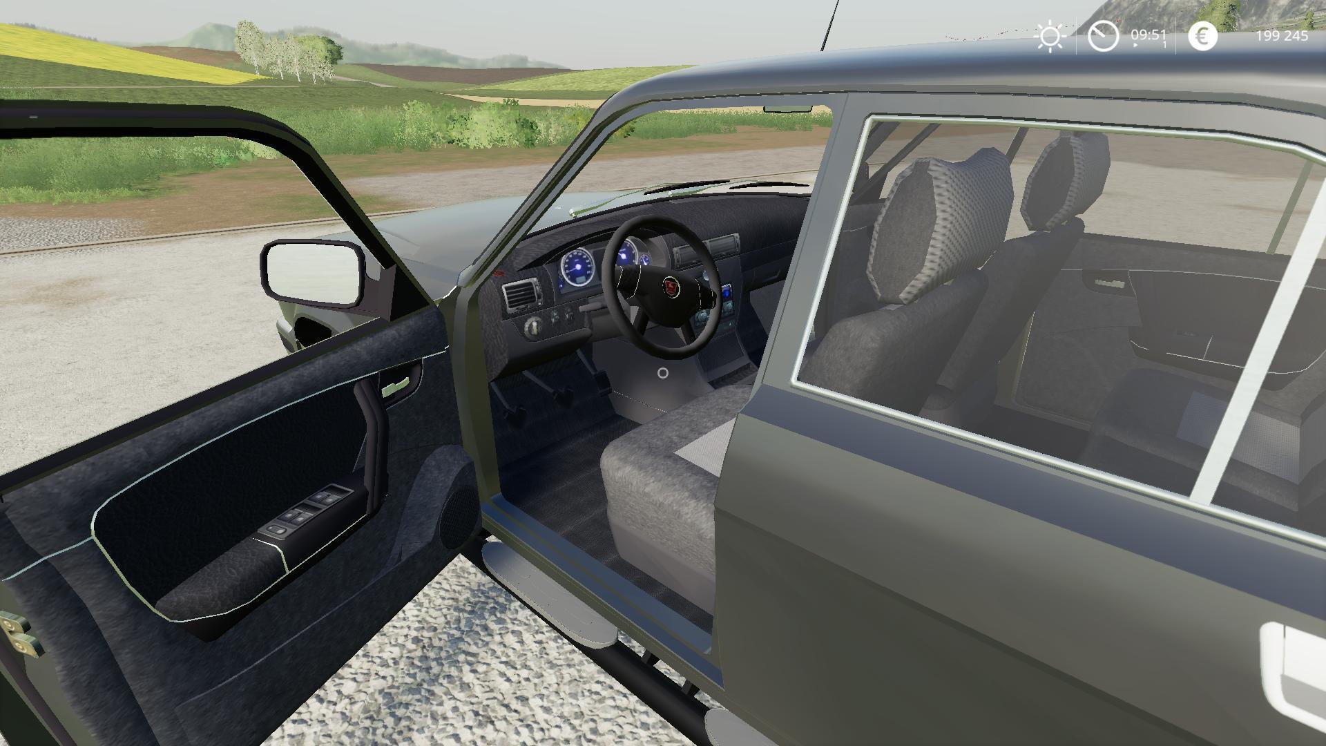 FS19 - Gaz 31105 Volga V1.0